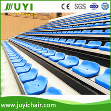 JY-706 Retractable Bleacher Seating Telescopic Grandstand Stadium Bleacher Seat