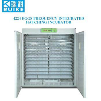 4224 Capacity Top Selling Chicken Egg Incubator for Sale