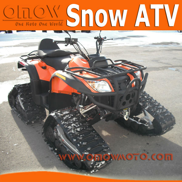 Rubber Track System ATV Snowmobile