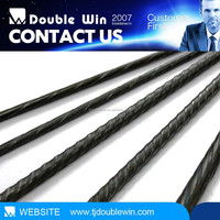 prestressed 5.0MM indented high carbon steel wire for metal construction materials