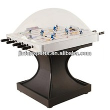 dome hockey tafel met acryl koepel