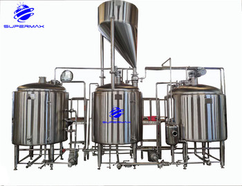 1000L 2000L 3000L 5000LCommercial Beer Brewing Equipment for Craft Brewery for sale