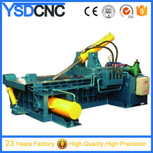 aluminum can baler for sale Y81-400B scrap metal recycling machine,aluminum can hydraulic baler