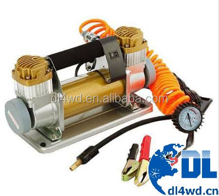 150 PSI, DC 12V Oilless Car Portable Air Compressor