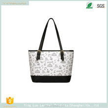 2017 new simple casual Handbag Shoulder Bag Lady handbags wholesale manufacturers in Europe and America big trend