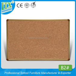 B2Enclosed Cork Bulletin Board with Aluminum Frame Corkboard40*60*90*120