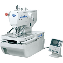 WD 9820 Typical New Industrial High Speed Computerized Eyelet Juki Button Holing Machine