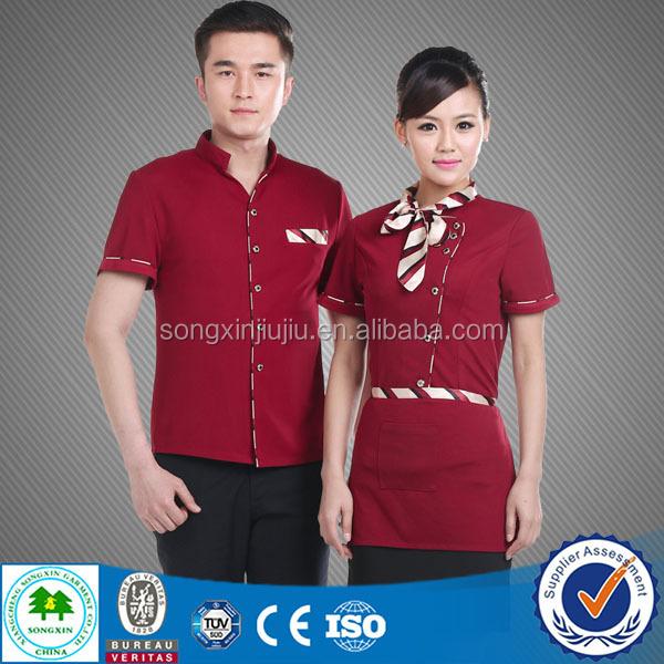 Hotel front desk uniforms images for Hotel design jersey