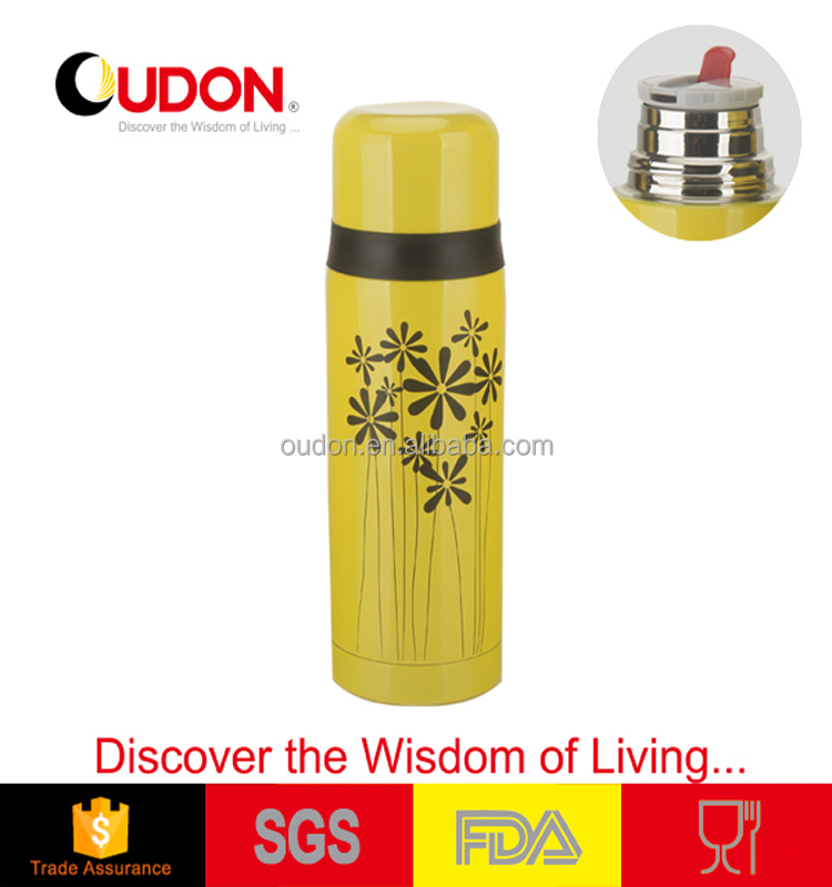 24 hours stainless steel vacuum cold water bottle