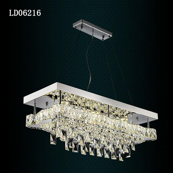 led platz kronleuchter beleuchtung moderne kristall. Black Bedroom Furniture Sets. Home Design Ideas