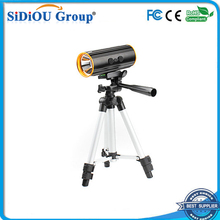 small sun led tripod flashlight