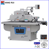 High speed log automatic feed single rip saw