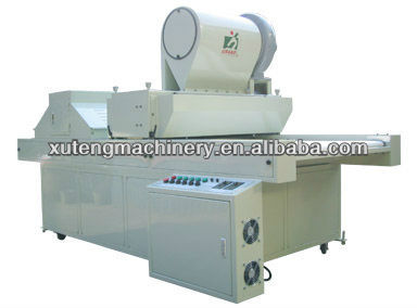 UV glitter powder scattering machine