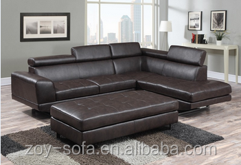 Modern Corner Sofa Set Designs Sofa For Drawing Room & Leather Sofa