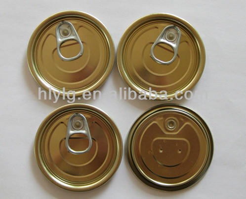 Y209(63MM) TIN CANS LIDS