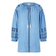 Tunic denim spring new fashion clothes ladies dress