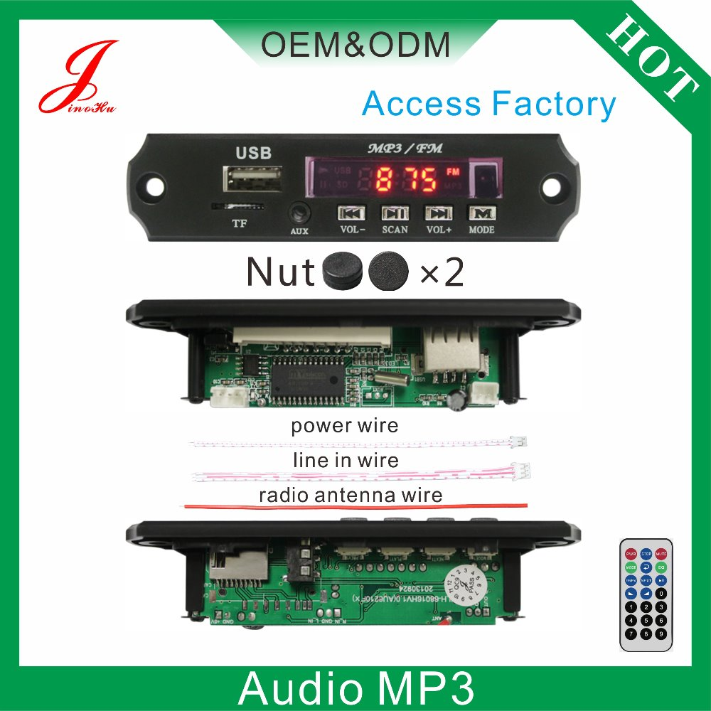 Hot Selling Motorcycle Radio Fm Mp3