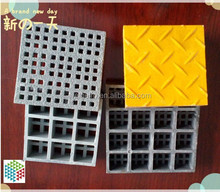 fiberglass FRP Panel molded plastic floor grating