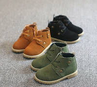 FC1321 Casual Fashion Leather Kids Shoes