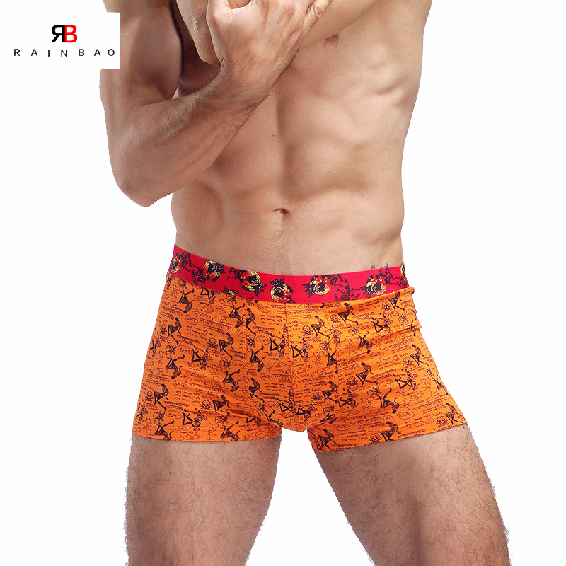 New Material colorful print bamboo underwear manufacturers in china