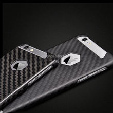 Radiation Protection True Carbon Fiber Cell Phone Cover For iPhone 6s