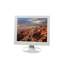 High Quality 15 inch LCD HD MI Monitor with VGA input for Bus Car TV Monitor