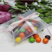 Popular European-style PVC packaging pillow clear PVC box