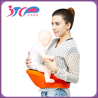 Wholesale new design infant products comfortable ergonomic baby hip seat carrier
