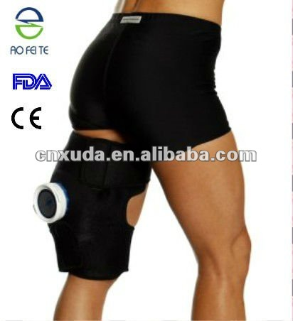 Double Knee Ice Pack with Neoprene Support - comes with TWO Ice Bags