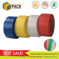 High Quality PP strapping band packing for carton box pallet packing bale