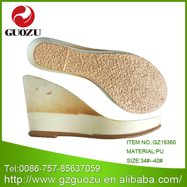 pu sole design ladies