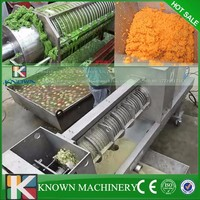 Vegetable garbage squeezer| Grape squeezing machine| Grape juice press machine