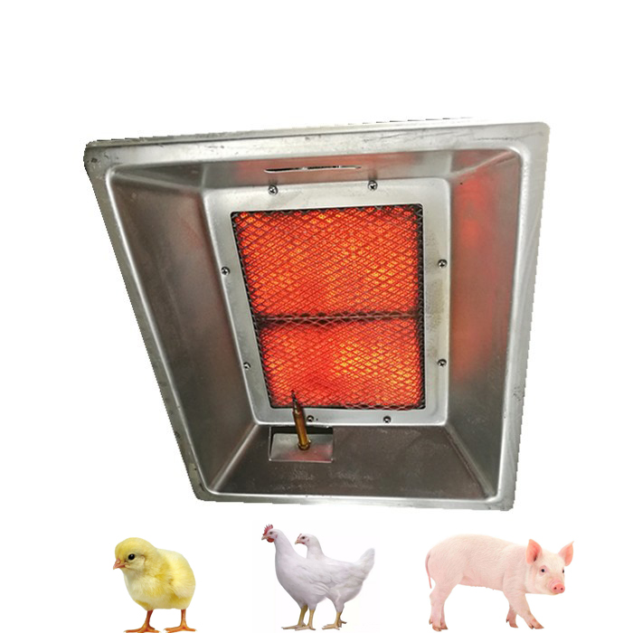 CE safe hot sale chick birds poultry farming equipment infrared gas brooder