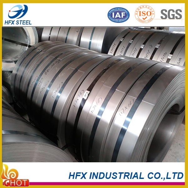 Hot Dipped Galvanized Steel Strips with SGS Certificate