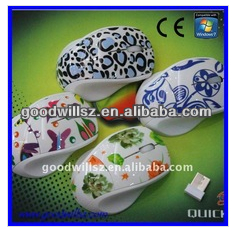 OEM Popular 2.4g 7D Wireless Optical Mouse