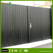 Kingreen WPC Recycled Plastic Wall Panels For Exterior Wall Use