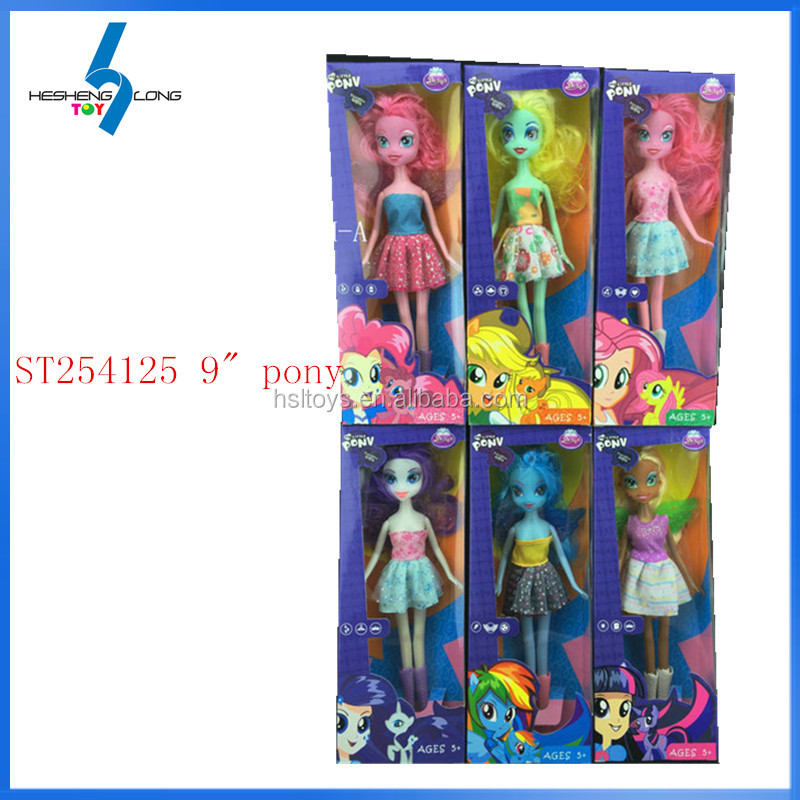 2016 newest products pony doll hot sale/ Nestest design