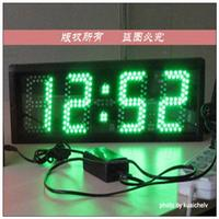 p4 indoor full color led display led time and temperature display computer led temperature display