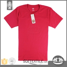 softextile 100%cotton soft and thin t-shirts t-shirts night glow different types of t shirts