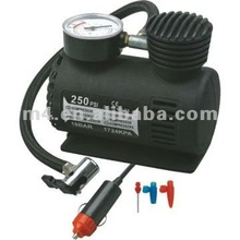Plastic mini Car air compressor