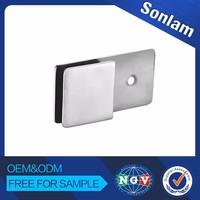 Sonlam High-end Handmade Custom TUV SS316 Adjust Shower Door Hinges Types and Parts