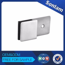 Sonlam High-end Handmade Custom TUV SS316 Adjust Shower Door Hinges Types and Parts