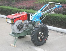 two wheel china high quality hand operated tractor