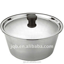 Hot sell metal hand washing basin with lid