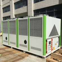Factory Price Hanbell compressor 400kw Air Cooed Screw Chiller