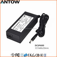 230v ac 12v dc transformer 5a 60w CE, GS, UL, SAA, PSE, KC power adapter transformer Power supply