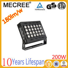 200 Watts ETL Listed LED Floodlight for Boat IP67