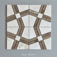 Professional Polished Cheap Limestone And Marble Mosaic