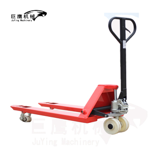 High quality china manual pallet forklift