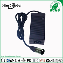 EN/IEC 61558-1 approval 29.4V 2A universal charger for power tool battery